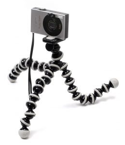 Tripod - What to Look for in a Vlogging Camera